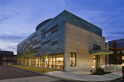Integrated Science Complex at The College of the Holy Cross Worcester, MA