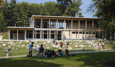 Garthwaite Center for Science and Art, Cambridge School of Weston Weston, MA