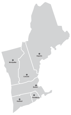 NE-Map – AIA New England