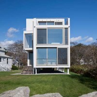Beach Pavilion | Carol A. Wilson Architect