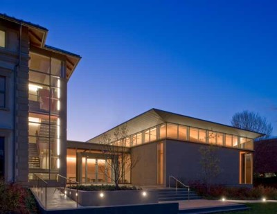 Carl-A. Fields Center | Ann Beha Architect
