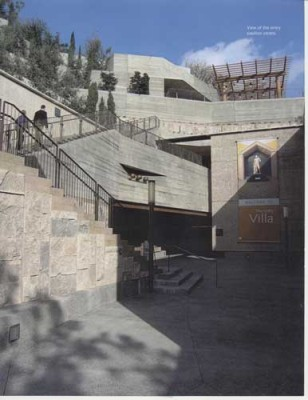 Getty Villa by Machado and Silvetti Associates, Inc.