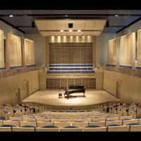 Studzinski Recital Hall at Bowdoin College, Brunswick, ME / William Rawn Associates