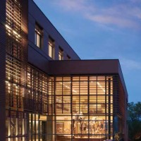 Earth Sciences Building and Museum of Natural History, Amherst College by Payette