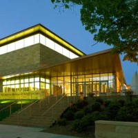 New Britain Museum of American Art by Ann Beha Architects