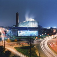 University Power Center, University of Cincinnati / Cambridge Seven Associates