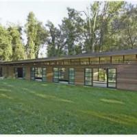 Pool House by Austin Design, Inc.