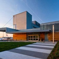 General Aviation Building Facility, Logan International Airport - Chan Krieger Sieniewicz