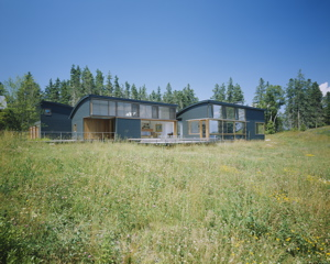 House on Deer Isle, ME / Elliott Elliott Norelius Architecture