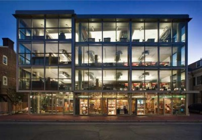 Harvard University Library - Leers Weinzapfel Associates Architects