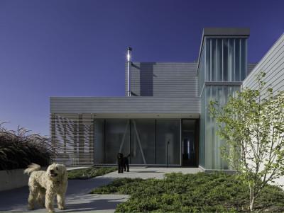 House on Penobscot Bay, ME / Elliott Elliott Norelius Architecture