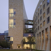 Residence Hall and Cultural Center, Northeastern University / William Rawn Associates, Architects with Stull and Lee, Boston, MA