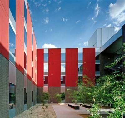 Hassayampa Academic Village, Arizona State University-Machado and Silvetti Associates