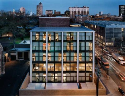 Yale University Art Gallery, Louis I. Kahn Building - Polshek Partnership Architects