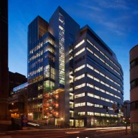 Medical Sciences Tower, Pittsburg University - Payette