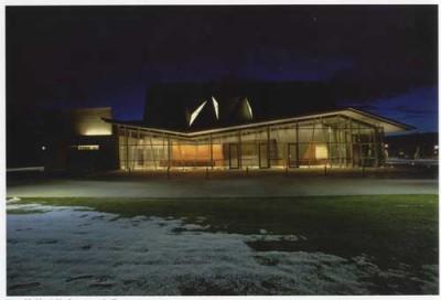 Performance Hall Utah State - Sasaki Associates