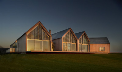 Single Family Residence, Coastal, RI / Roger Ferris + Partners