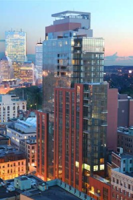 Residential Condominiums, Boston, MA / Bruner/Cott & Associates