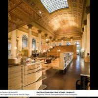 Fleet Library at the Rhode Island School of Design / designed by Office dA