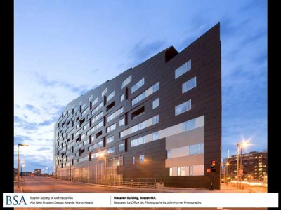 The Macallen Building, Enterprises, Boston | designed by Office dA