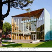 Pritzker Science Center, Milton Academy / William Rawn Associates