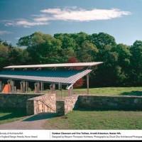 Outdoor Classroom Harvard University / Maryann Thompson Architects