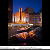 The Paramount Center, Emerson College, Boston / designed by Elkus-Manfredi Architects