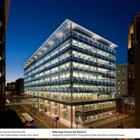 Wells Fargo Financial, Des Moines, IA / designed by Pickard Chilton