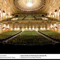 Hanover Theater for Performing Arts, Worcester MA / HPA Energy
