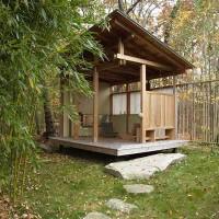 Citation Award: Kernan Tea House | Darling Loeffler-Puurunen Architecture
