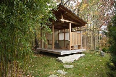 Citation Award: Kernan Tea House   Darling Loeffler-Puurunen Architecture