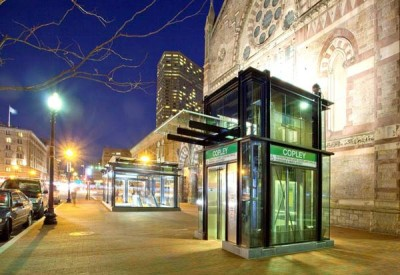 Citation Award: Copley Square MBTA Improvements | Gund Partnership