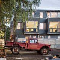 Merit Award: Harborview Townhomes | Kaplan Thompson Architects