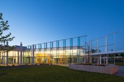 Honorable Mention: IRS Northeast Regional Headquarters   Jonathan Levi Architects LLC
