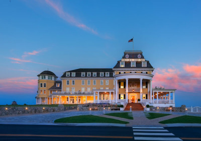 Honorable Mention: Ocean House, Watch Hill | Centerbrook Architects