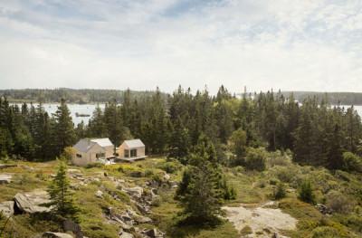 HONOR AWARD: Little House on the Ferry   GoLogic