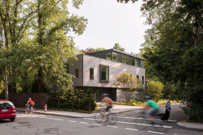 HONOR AWARD: Cambridge House | Anmahian Winton Architects
