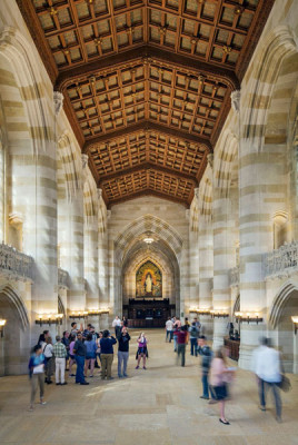 HONOR AWARD: Sterling Memorial Library Renovation, Yale University | Helpern Architects