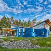 CITATION AWARD - INSTITUTIONAL: Friends School of Portland | Kaplan Thompson Architects