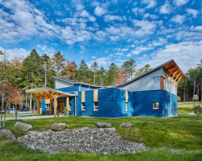 CITATION AWARD - INSTITUTIONAL: Friends School of Portland | Kaplan Thompson Architects