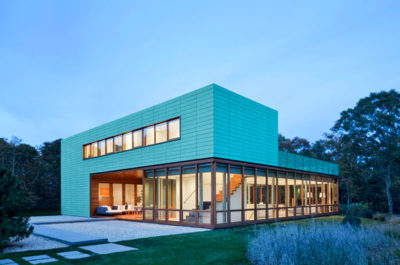 CITATION AWARD - SINGLE FAMILY RESIDENTIAL: Green House | Roger Ferris + Partners
