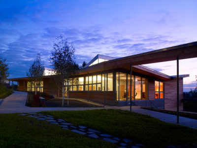 HONOR AWARD - INSTITUTIONAL: Jean Vollum Drawing, Painting and Photography Building | Chalres Rose Archtiects