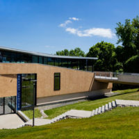 CITATION AWARD - INSTITUTIONAL: RWU Sailing Center | ACTWO Architects