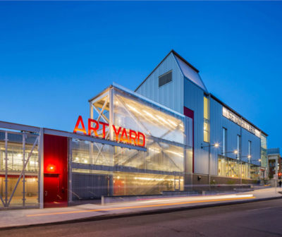 MERIT AWARD - INSTITUTIONAL: Seton Hill Dance & Visual Arts Center | designLAB architects