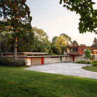 CITATION AWARD - HISTORIC PRESERVATION + ADAPTIVE RESUSE: Stonington/Lincoln Residence | Joeb Moore & Partners Architects