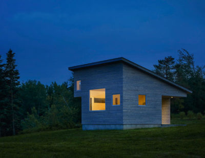 MERIT AWARD - SINGLE FAMILY RESIDENTIAL: Microhouse | Elizabeth Hermann Architecture + Design