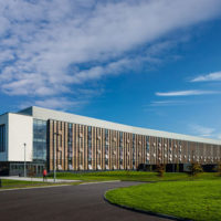 MERIT AWARD - COMMERCIAL/INSTITUTIONAL: Biosciences Research Building | Payette