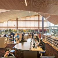 MERIT AWARD - COMMERCIAL/INSTITUTIONAL: Boston Public Library, East Boston Branch | William Rawn Associates, Architects, Inc.
