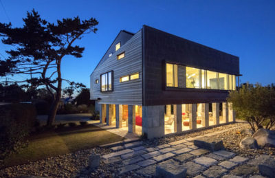 CITATION - RESIDENTIAL: Gap Cove House | Ruhl Walker Architects