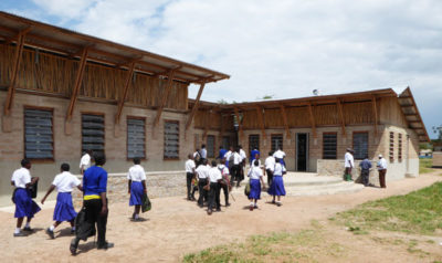 HONOR AWARD - COMMERCIAL/INSTITUTIONAL: Milembe Secondary School Science Labs | Scattergood Design